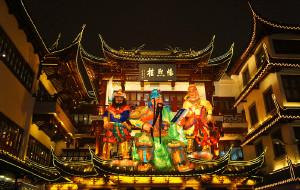 上海美食-老城隍庙旅游区