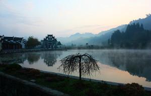 【西递图片】皖南古村落——黟县西递