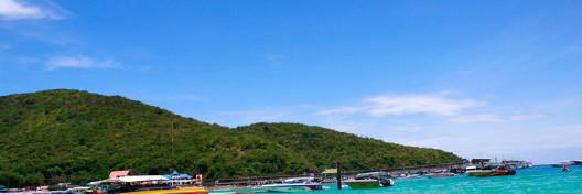 芭提雅 格兰岛萨岛出海体验一日游(中文导游)