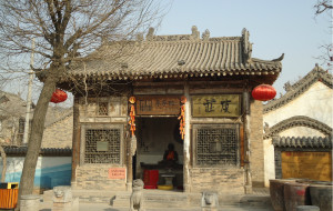 【咸阳图片】咸阳礼泉袁家村 吃货新选择