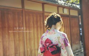 【京都图片】紅葉の彼方——京都镰仓行  (灌篮高手原作再现)