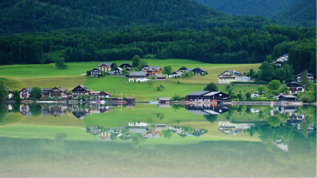 萨尔茨堡,一个来自中世纪的故事
