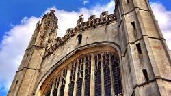 剑桥景点-国王学院礼拜堂(King's College Chapel)