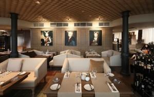 莫斯科美食-白兔子餐厅