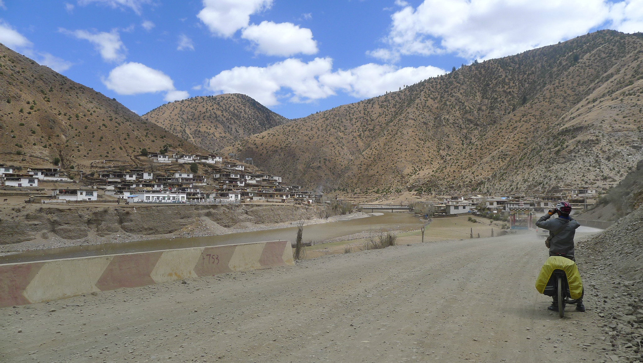 成都西藏g318风景