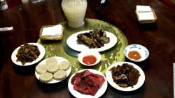 拉萨美食-雪山尼玛藏餐厅