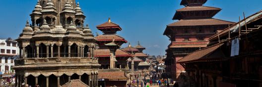 尼泊尔加德满都博达哈大佛塔+帕坦古城私人专属一