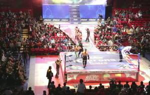 墨西哥娛樂-墨西哥競技場