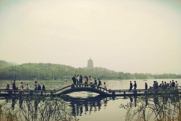 阳春三月,从杭州走过 -杭州游记