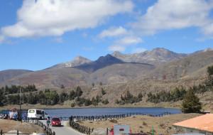 【委内瑞拉图片】冰川湖泊旅游记(委内瑞拉梅里达mucubaja湖)