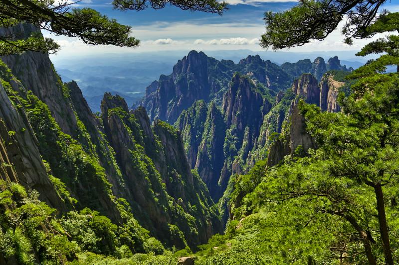 黄山一日游最佳路线,黄山一日游怎么玩,黄山一日游适合去哪些景点