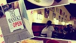 西雅图美食-Maneki Restaurant