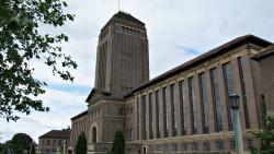 剑桥景点-剑桥大学图书馆(Cambridge University Library)