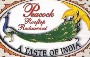 斋普尔美食-Peacock Roof Top Restaurant