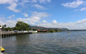 【罗托鲁瓦图片】新西兰明珠...罗托鲁瓦湖风景区实拍