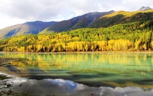 【禾木图片】缤纷九月,五彩喀纳斯——我心中的大好河山(上)