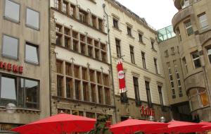 科隆美食-Brauhaus Früh am Dom
