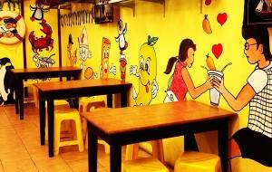 马来西亚美食-鸡场街