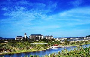 海南娱乐-三亚海棠湾9号温泉度假酒店特色理疗温泉