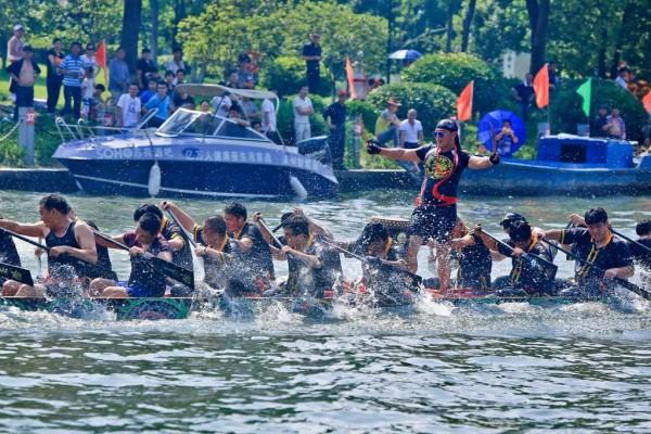 温州龙舟文化节 2