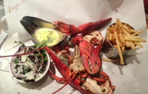 英国美食-Burger & Lobster
