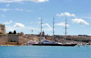 【马耳他图片】马耳他之第八更! Rolex middle race,热闹的帆船赛哦叶~关于马耳他旅行,小猫替你包打听!
