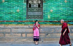 【青海图片】四个女生的西北色彩(西宁、青海湖、祁连山、张掖、敦煌)