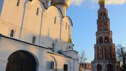 莫斯科景点-弗拉基米尔圣母升天大教堂
