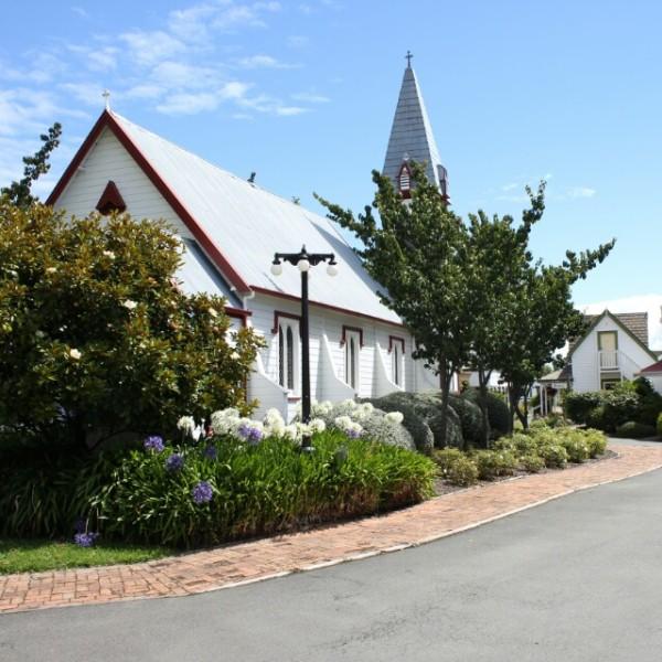 大洋洲 新西兰 尼尔逊大区 尼尔逊市 - 西部落叶 - 《西部落叶》· 余文博客