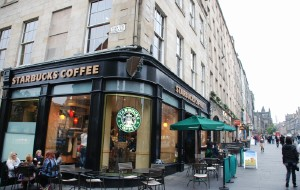 爱丁堡娱乐-Starbucks(Royal Mile)