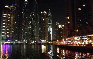 迪拜美食-Dubai Marina Walk