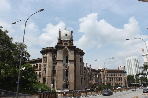 欧式老建筑