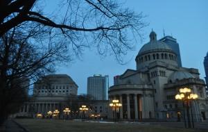 波士顿娱乐-基督教科学派第一教堂