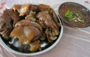 贵州美食-王万妈卤猪脚