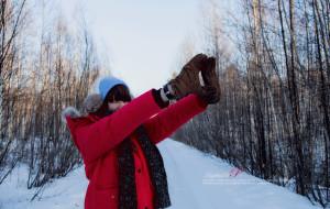 【哈尔滨图片】寻访北辰星下最美的雪景