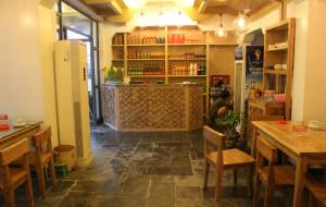 张家界美食-食间主题餐厅