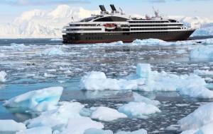 【南极洲图片】2013南极行之6-3 - 北冕号--五星级的保障