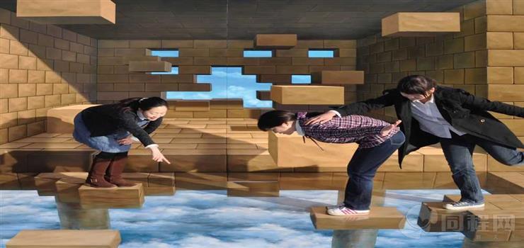 合肥3D魔幻巡回艺术展