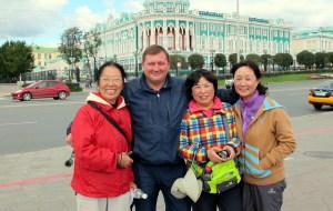 【叶卡捷琳堡图片】俄罗斯大地25日自由行之七-------叶卡捷琳堡