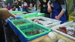 珠海美食-斗门海鲜自助一条街