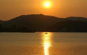 【海盐图片】周末去南北湖走走
