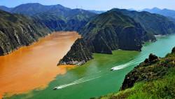 兰州景点-刘家峡水库