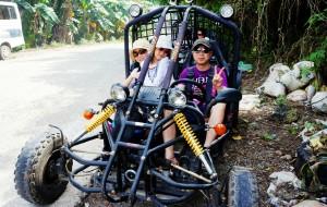 长滩岛娱乐-双人四驱车