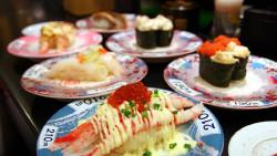 东京美食-元祖寿司(新宿西口店)(Gansozushi)