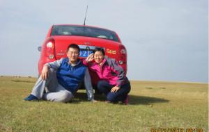 【西乌珠穆沁旗图片】狂飙在草原上的QQ——克什克腾旗、西乌珠穆沁旗、锡林浩特二日游记!