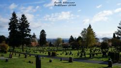 西雅图景点-李小龙墓地(Bruce Lee's Grave Site)