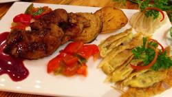 呼伦贝尔美食-卢布里西餐厅