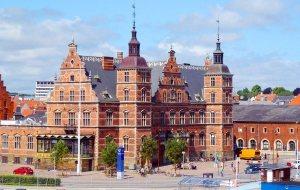 """【赫尔辛格图片】""""丹麦最斑斓的一角""""-----赫尔辛格点滴(北欧略影五)"""