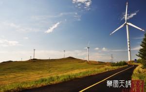 【崇礼图片】草原天路,崇礼盛夏避暑,美景在途中