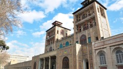 伊朗景点-古列斯坦皇宫(Golestan Palace)